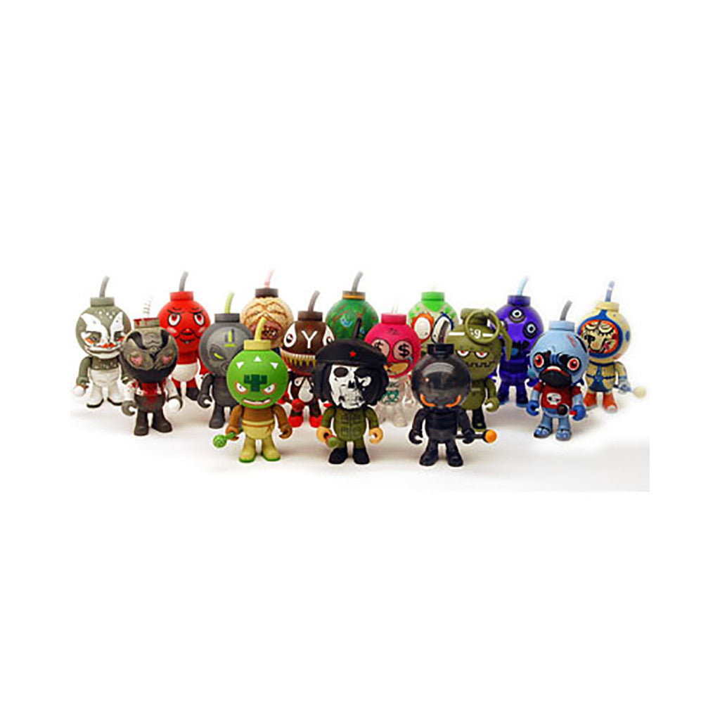 <!--020071106011115-->BUDs (Blow Up Dolls) - 'Series 2' [Toy [Blind Assortment]]