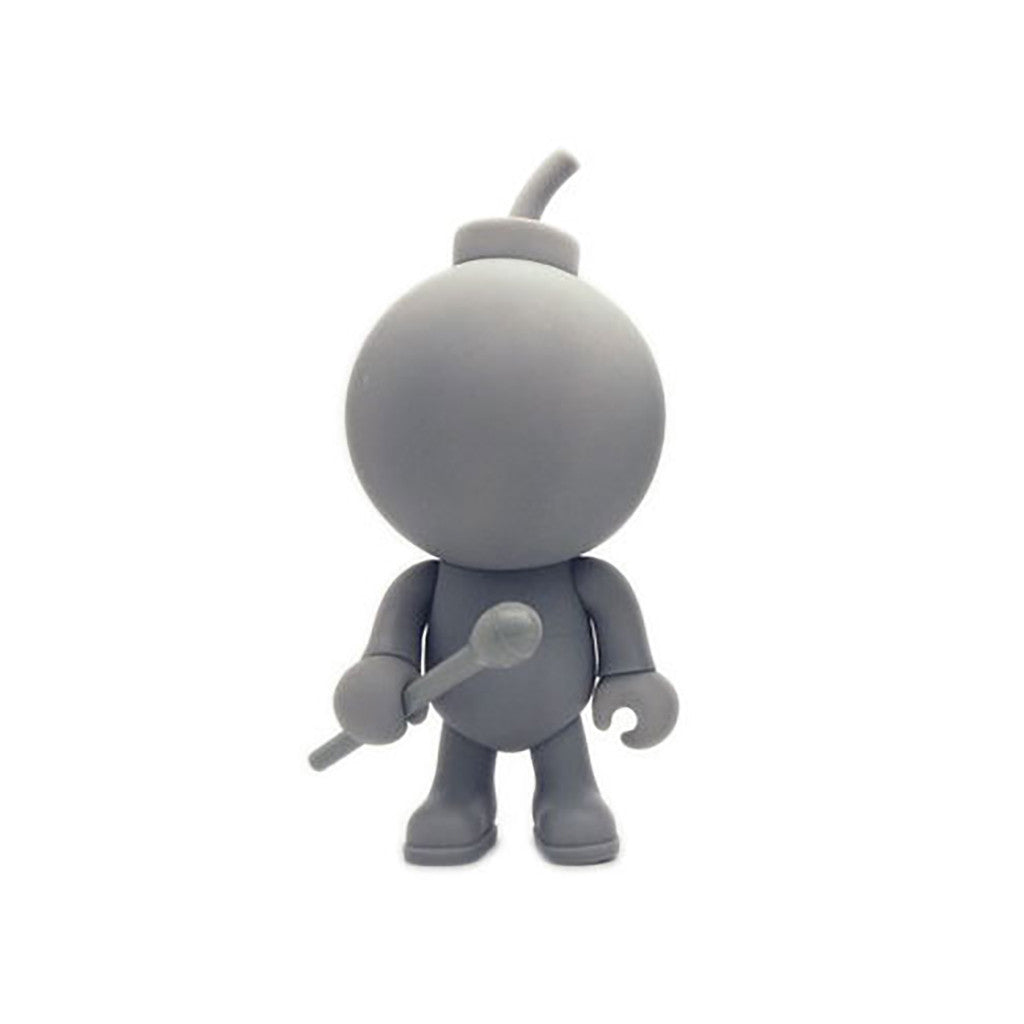 <!--020090407016649-->BUDs (Blow Up Dolls) - 'BUD (D.I.Y.)' [(Gray) Toy [Blank Do-It-Yourself]]