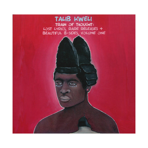 Talib Kweli - 'Train Of Thought: Lost Lyrics, Rare Releases + Beautiful B-Sides Vol. 1 (CLEARANCE PRICED!)' [CD]