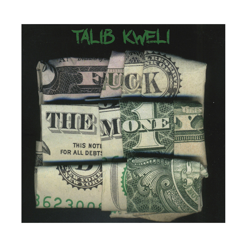 <!--2015122647-->Talib Kweli - 'Fuck The Money' [Streaming Audio]