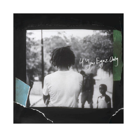 J. Cole - '4 Your Eyez Only' [CD]