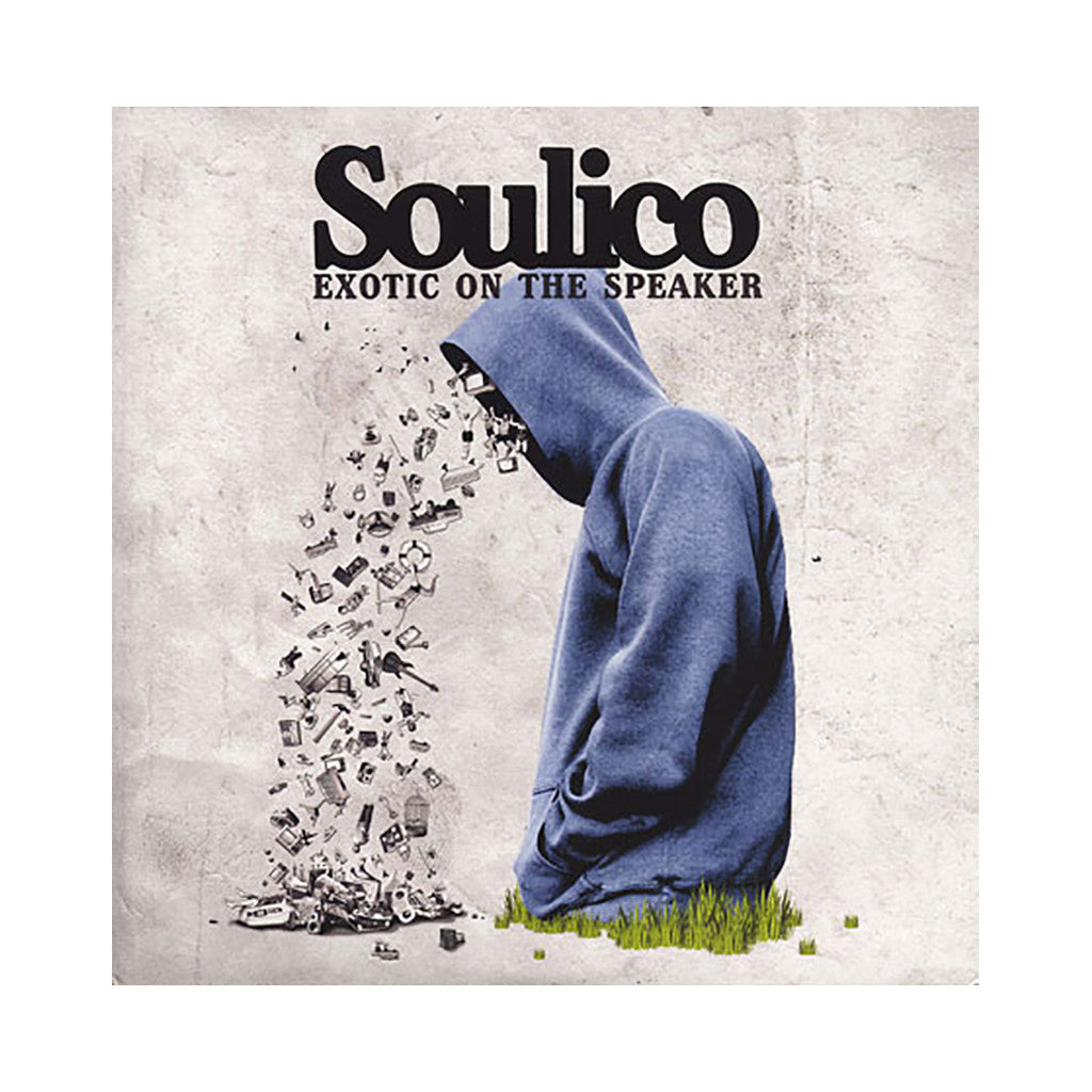<!--120091110018059-->Soulico - 'Exotic On The Speaker' [(Black) Vinyl LP]
