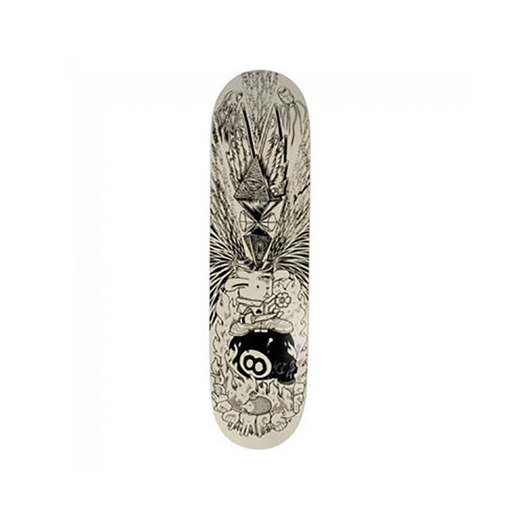 <!--020081118015337-->superFishal x Will Barras - 'The Stack Collab Series' [Skateboard Deck]