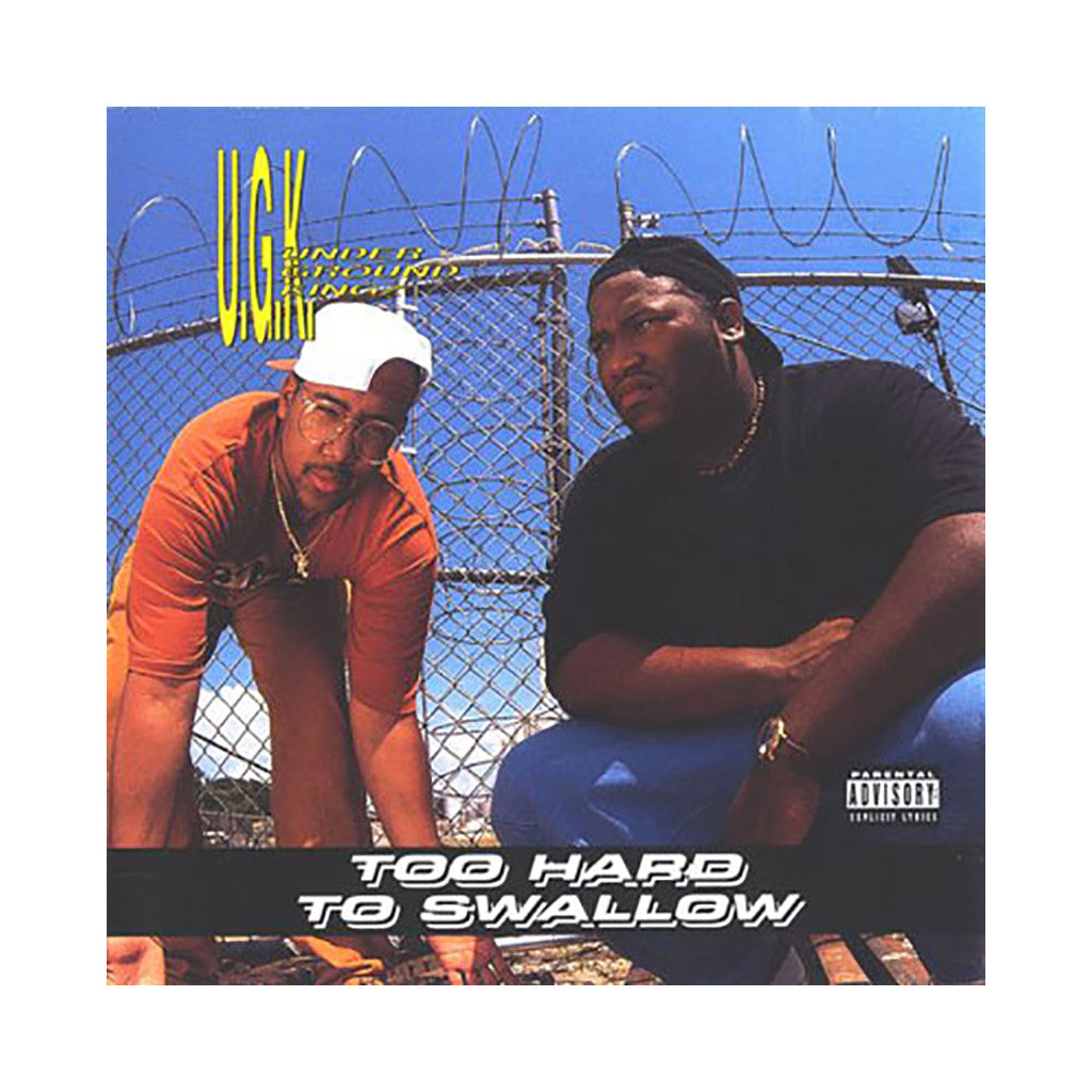 UGK - 'Too Hard to Swallow' [CD]