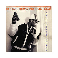 <!--019880101012508-->Boogie Down Productions - 'By All Means Necessary' [CD]
