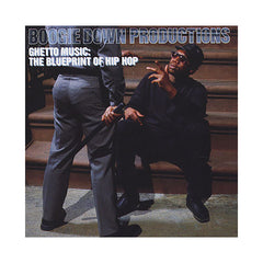 <!--019890606017785-->Boogie Down Productions - 'Ghetto Music: The Blueprint Of Hip Hop' [CD]