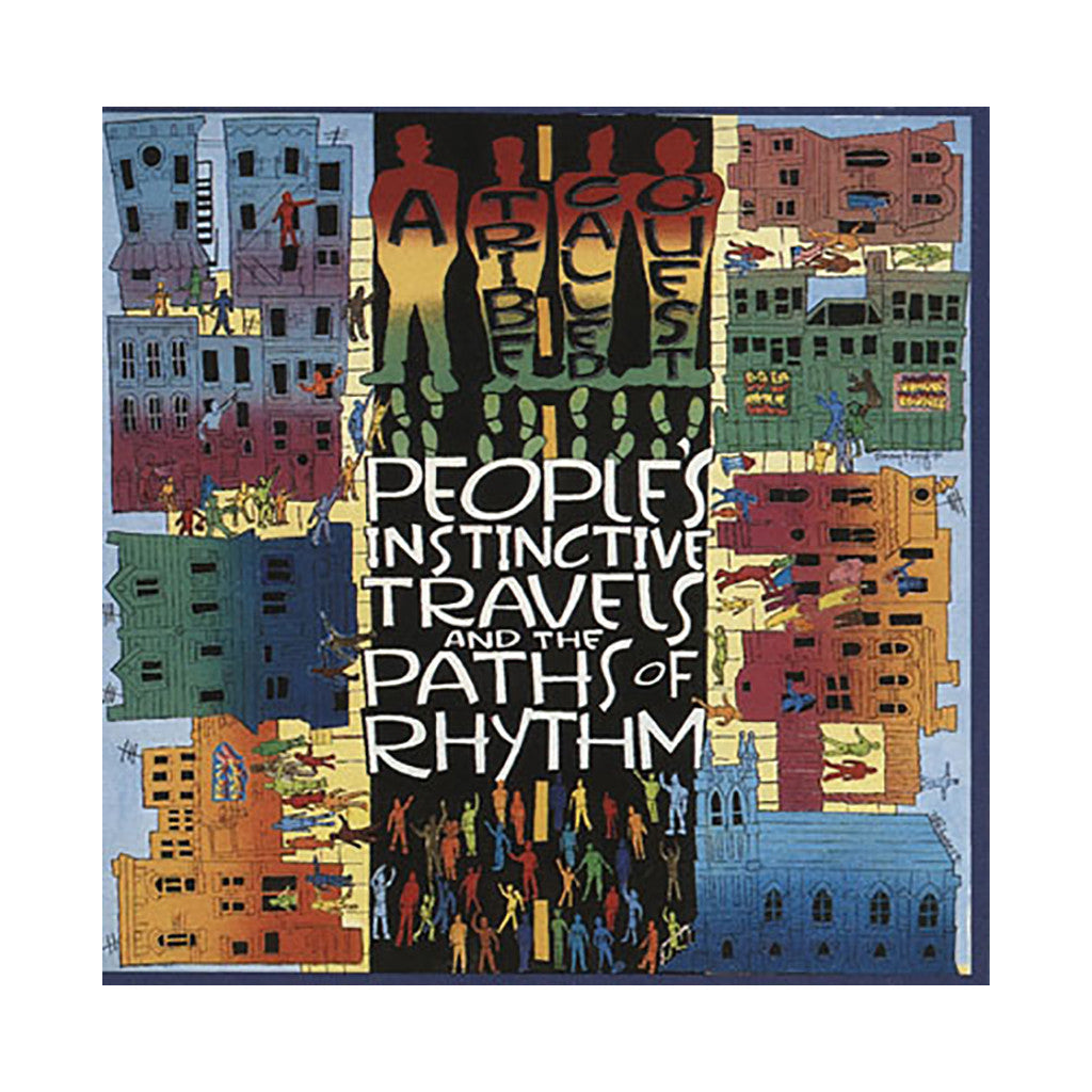 <!--019900417012622-->A Tribe Called Quest - 'People's Instinctive Travels And The Paths Of Rhythm' [CD]