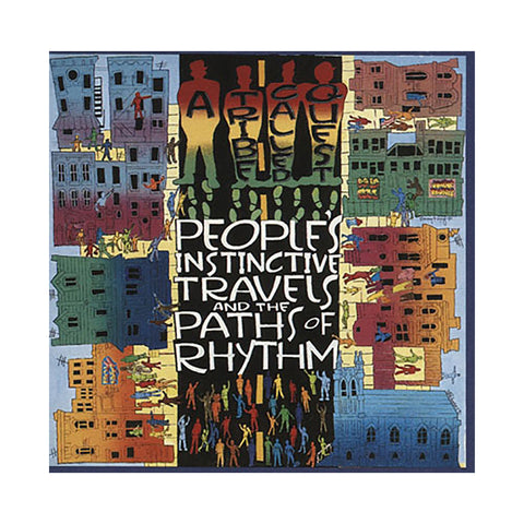 A Tribe Called Quest - 'People's Instinctive Travels And The Paths Of Rhythm' [CD]