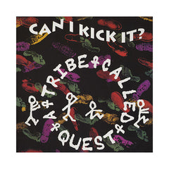 "<!--019900101012613-->A Tribe Called Quest - 'Can I Kick It? (Remix)/ If The Papes Come/ If The Papes Come (Remix)/ Can I Kick It?' [(Black) 12"" Vinyl Single]"