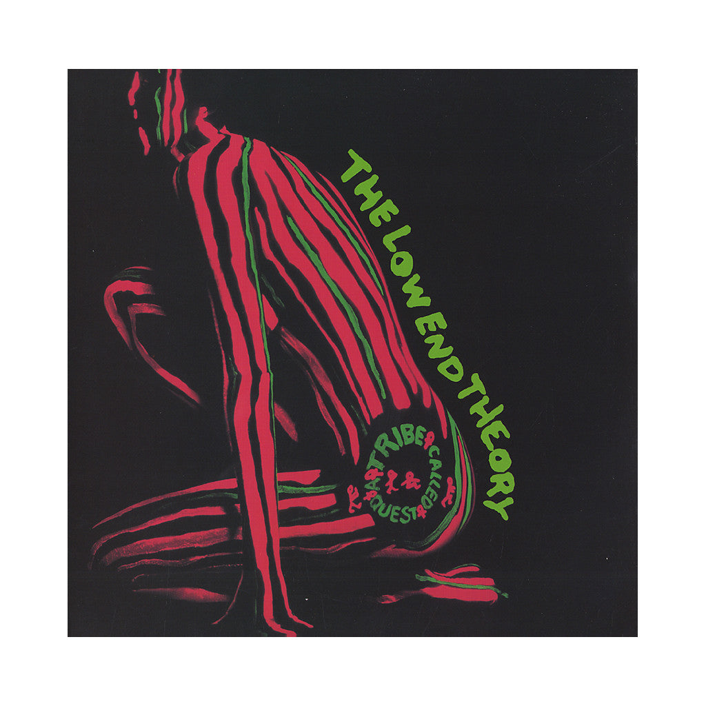 <!--119910924015319-->A Tribe Called Quest - 'The Low End Theory' [(Black) Vinyl [2LP]]