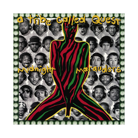 A Tribe Called Quest - 'Midnight Marauders' [CD]