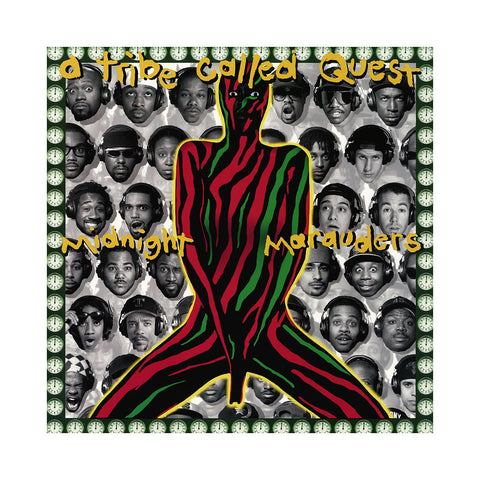 "[""A Tribe Called Quest - 'Midnight Marauders' [(Black) Vinyl LP]""]"