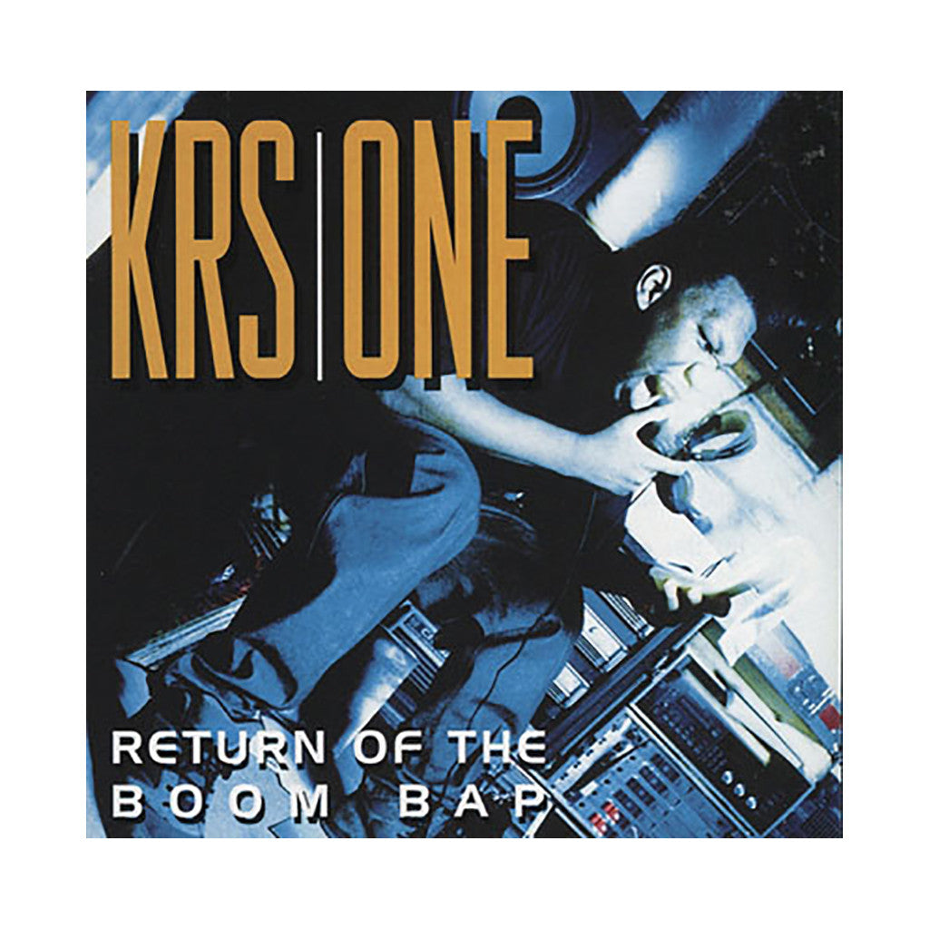 <!--2002102455-->KRS-One - 'Return Of The Boom Bap' [Streaming Audio]