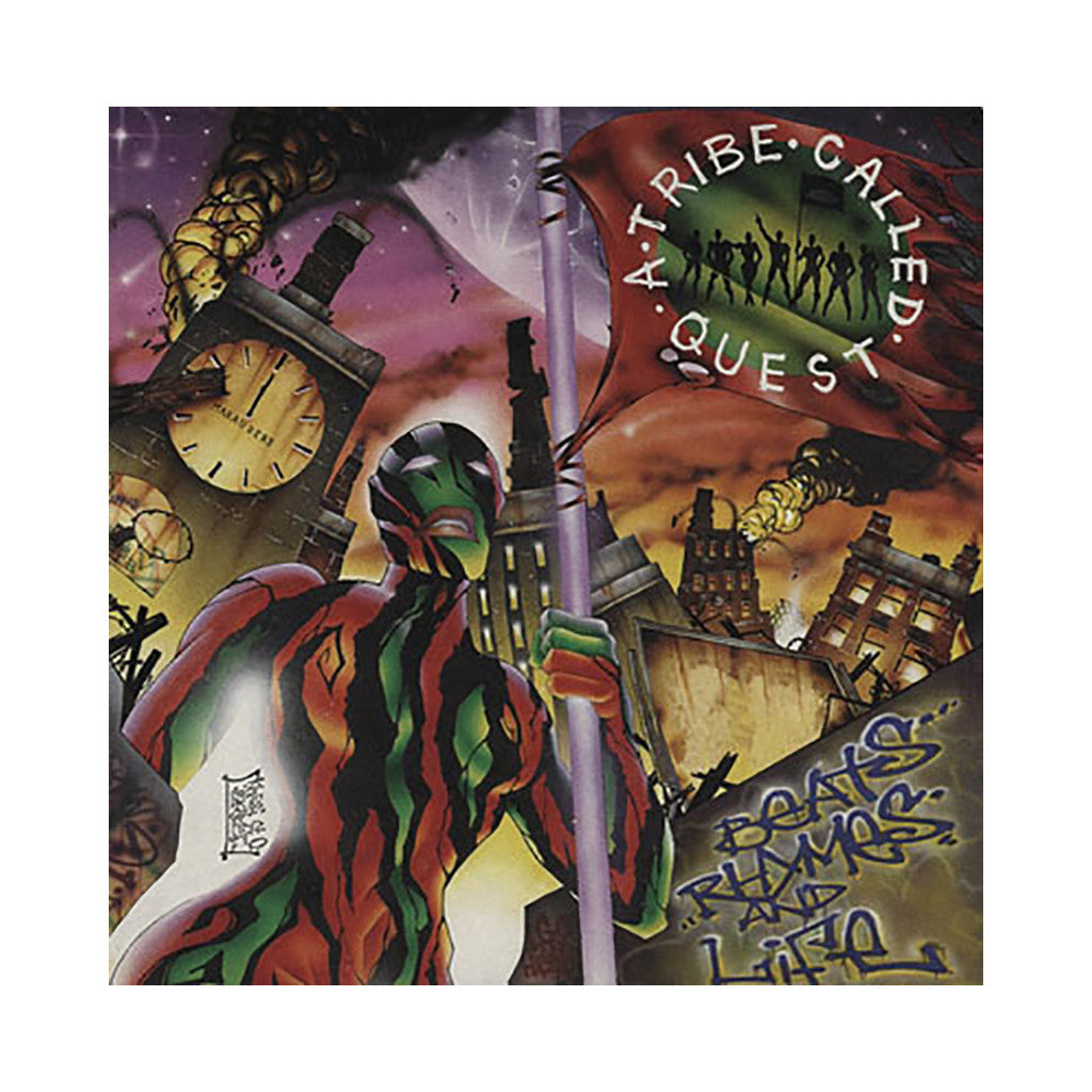 <!--2000120617-->A Tribe Called Quest - '1nce Again' [Streaming Audio]