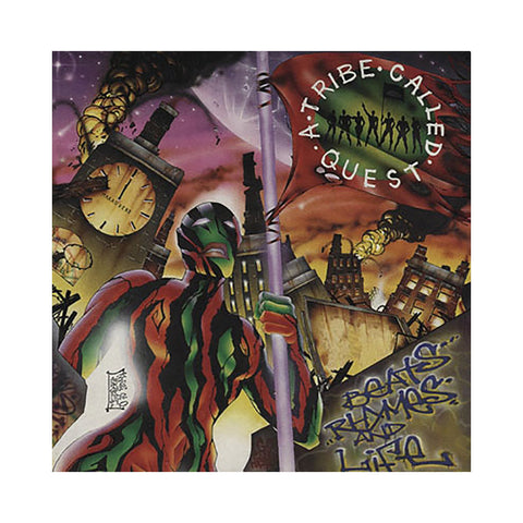 A Tribe Called Quest - 'Beats, Rhymes And Life' [CD]