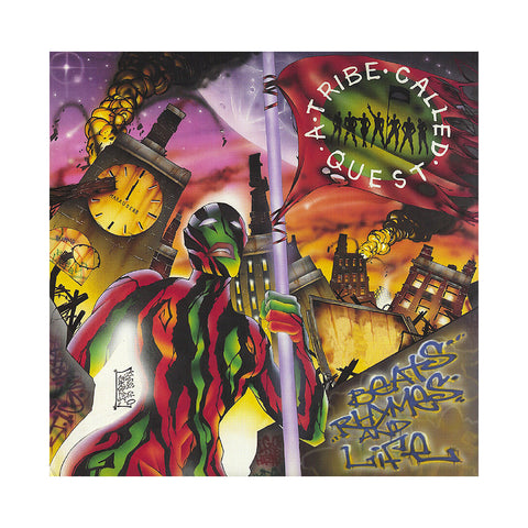 A Tribe Called Quest - 'Beats, Rhymes And Life' [(Black) Vinyl [2LP]]