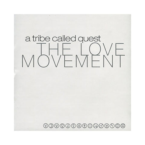 A Tribe Called Quest - 'The Love Movement' [CD]