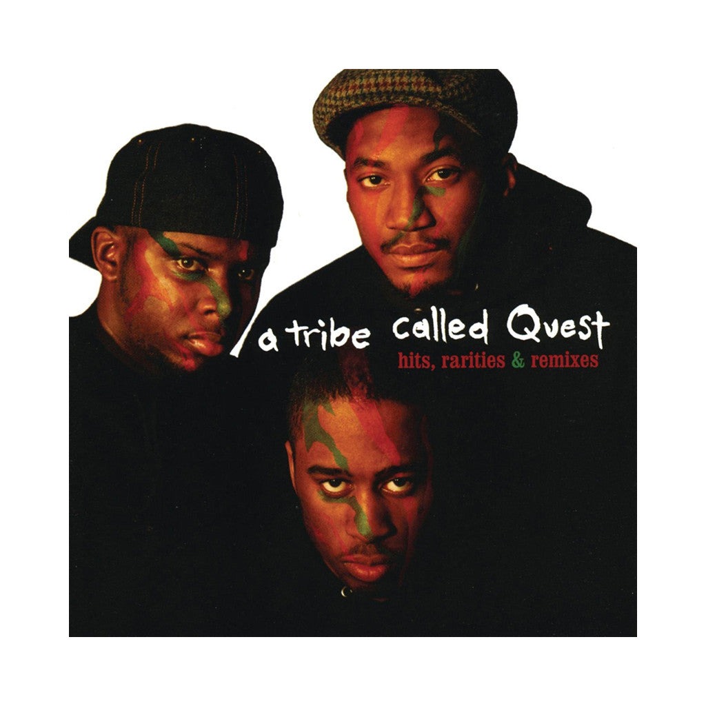 <!--120030617016317-->A Tribe Called Quest - 'Hits, Rarities & Remixes' [(Black) Vinyl [2LP]]