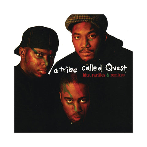 A Tribe Called Quest - 'Hits, Rarities & Remixes' [(Black) Vinyl [2LP]]