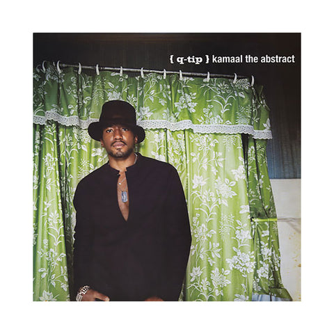 Q-Tip - 'Kamaal The Abstract' [(Black) Vinyl [2LP]]