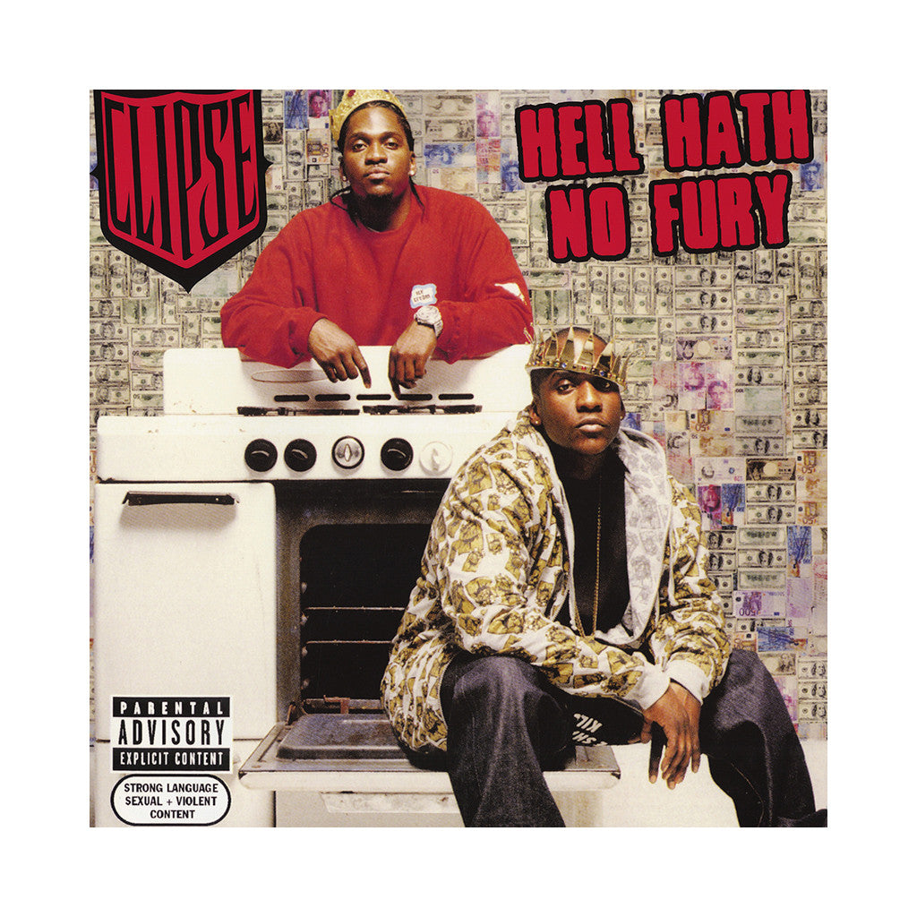 <!--020061212008878-->Clipse - 'Hell Hath No Fury' [CD]