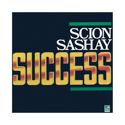 Scion Sashay Success - 'Success' [(Red) Vinyl LP]