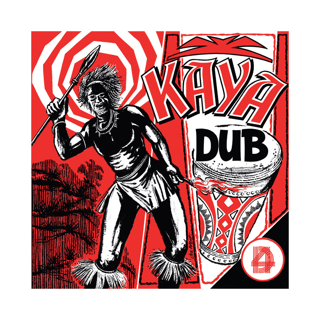 Various Artists - 'KAYA Dub' [CD]