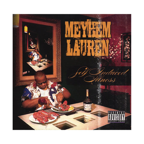 Meyhem Lauren - 'Self Induced Illness' [CD [2CD]]