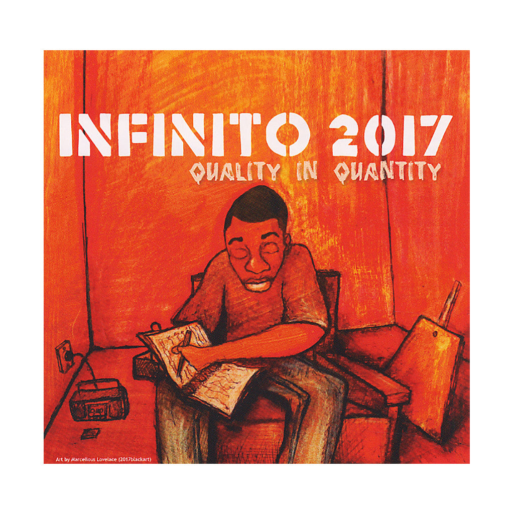 Infinito:2017 - 'Quality In Quantity' [CD]
