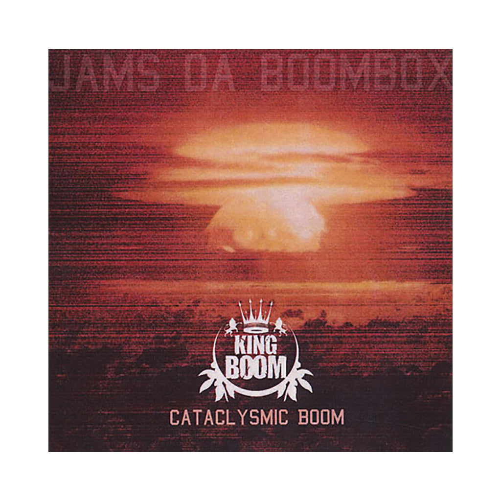 <!--2011030111-->Jams DaBoombox - 'Cataclysmic Boom' [CD]