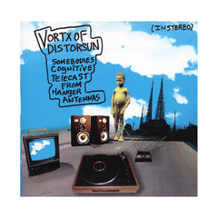 Vortx Of Distorsun - 'Somebodies Cognitive Telecast From Hanger Antennas' [CD]