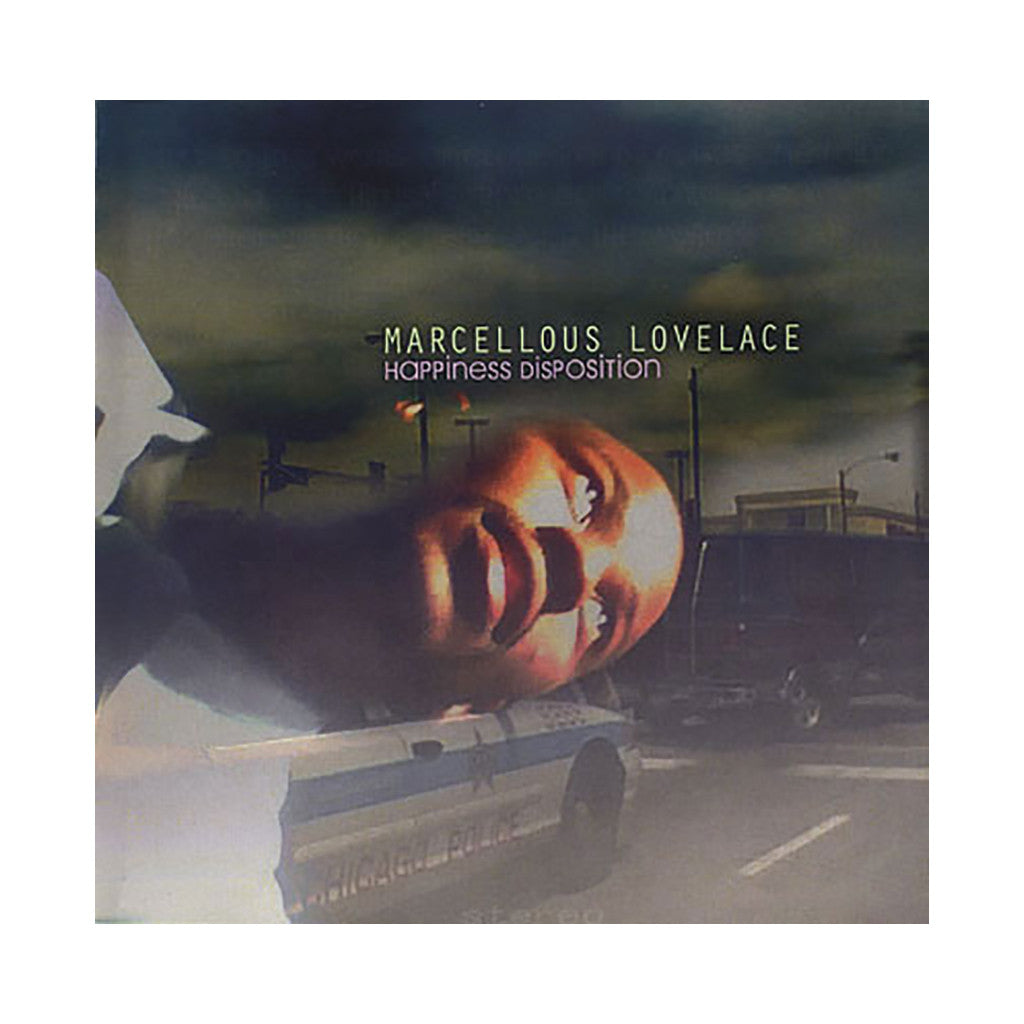 <!--020090505019598-->Marcellous Lovelace - 'Happiness Disposition' [CD]