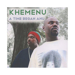 Khemenu - 'A Time Began Anu' [CD]
