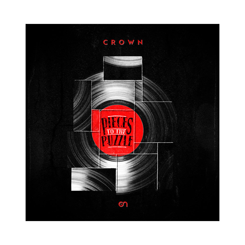 <!--020140225062230-->Crown - 'Pieces To The Puzzle' [(Black) Vinyl [2LP]]