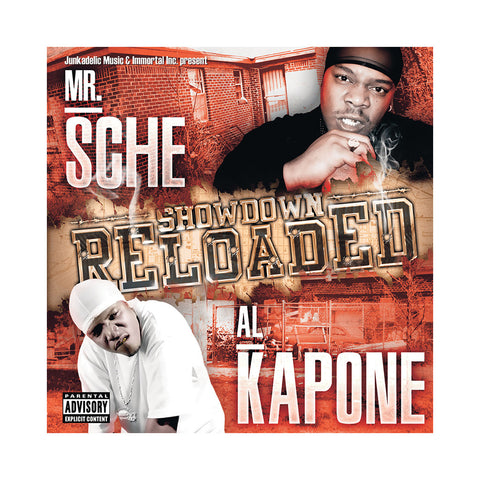 Mr. Sche & Al Kapone - 'Showdown Reloaded' [CD [2CD]]