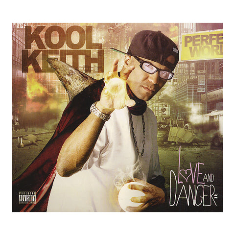 Kool Keith - 'Love And Danger' [CD]