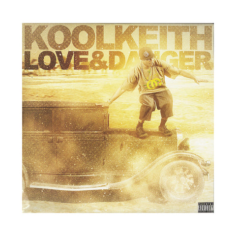 Kool Keith - 'Love And Danger' [(Black) Vinyl [2LP]]