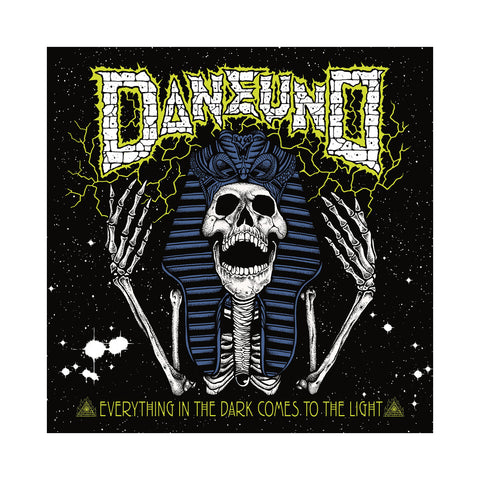 Dane Uno - 'Everything In The Dark Comes To The Light' [CD]