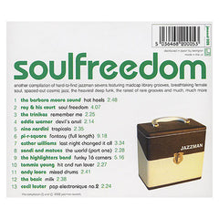 Various Artists - 'SoulFreedom' [CD]