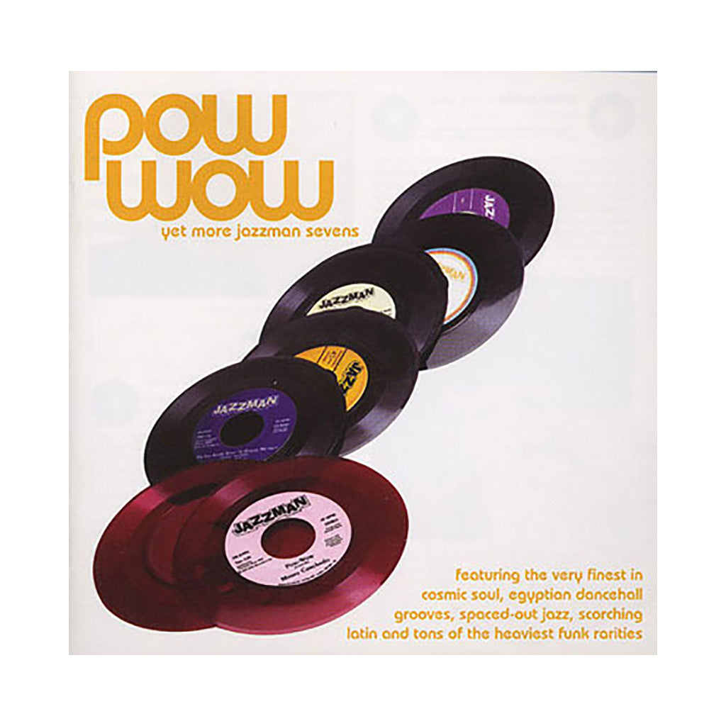 Various Artists - 'Pow Wow' [CD]