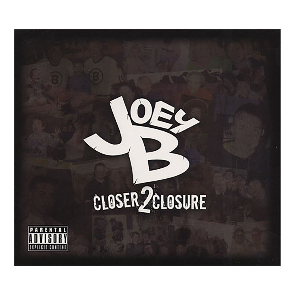 <!--020120313042923-->Joey Barbieri - 'Closer 2 Closure' [CD]
