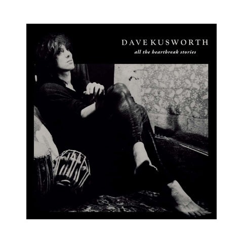 "[""Dave Kusworth & The Bounty Hunters - 'All The Heartbreak Stories' [(Light Blue) Vinyl LP]""]"