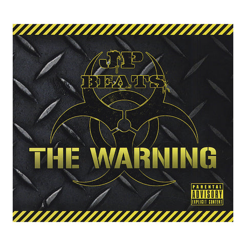 JP Beats - 'The Warning' [CD]