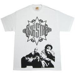 <!--2010101944-->Jrevolution - 'Gang Starr' [(White) T-Shirt]