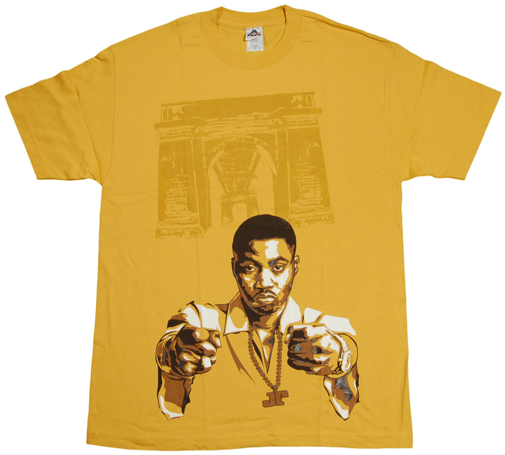 <!--2011100423-->Jrevolution (Nas) - 'Still Ill' [(Dark Yellow) T-Shirt]
