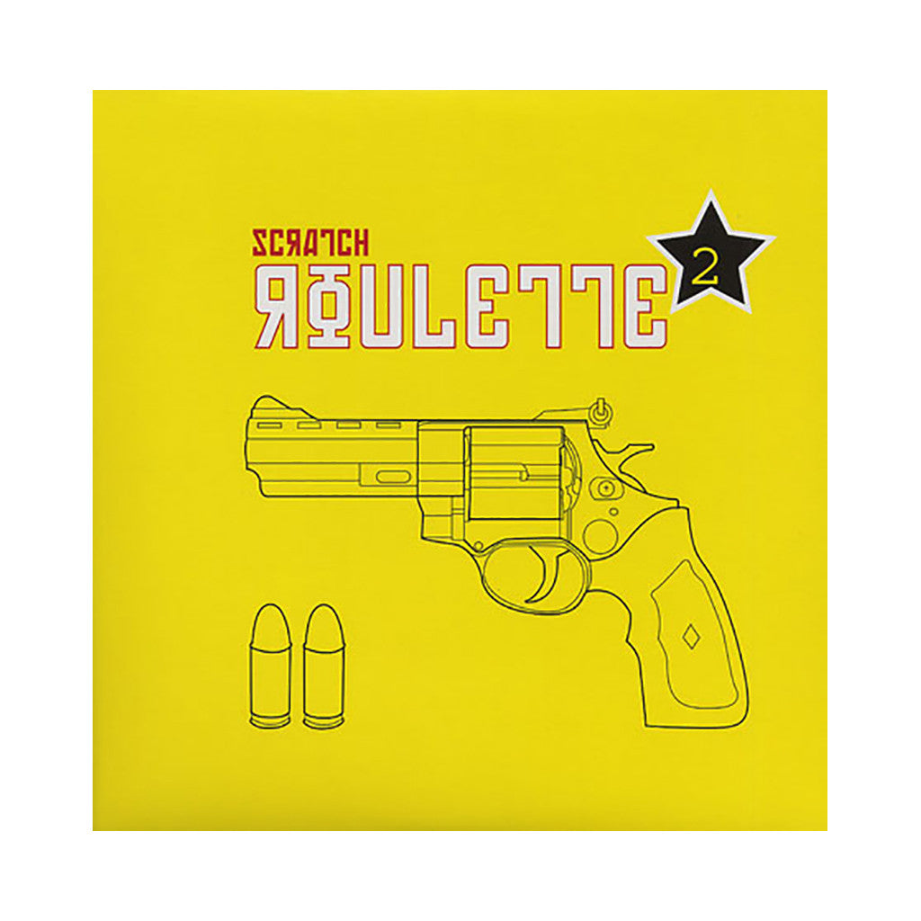 <!--020061003008198-->DJ JS-1 - 'Scratch Roulette Vol. 2' [(Black) Vinyl LP]