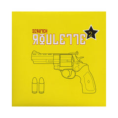 DJ JS-1 - 'Scratch Roulette Vol. 2' [(Black) Vinyl LP]