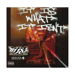 <!--020141014064952-->DJ JS-1 - 'It Is What It Isn't (Ground Original 4)' [CD]