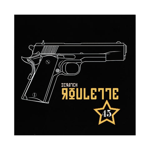 "[""DJ JS-1 - 'Scratch Roulette 45' [(Black) 7\"" Vinyl Single]""]"