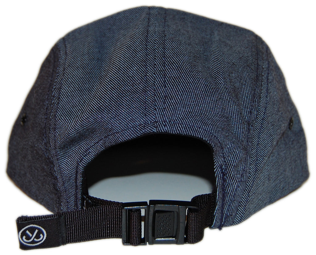 <!--020130312054913-->JSLV - '2-Tone' [(Dark Blue) Five Panel Camper Hat]